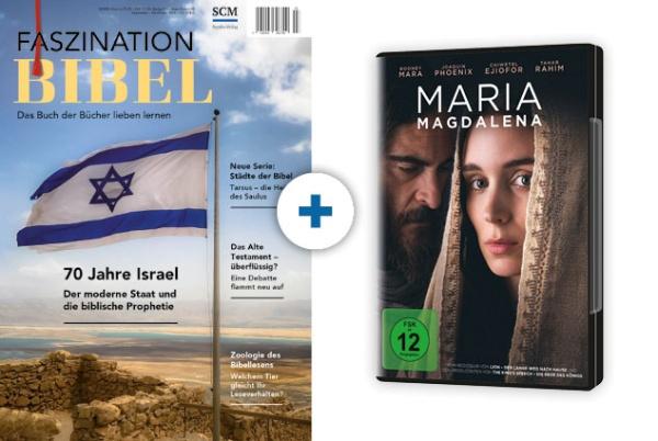 Faszination Bibel + DVD: Maria Magdalena