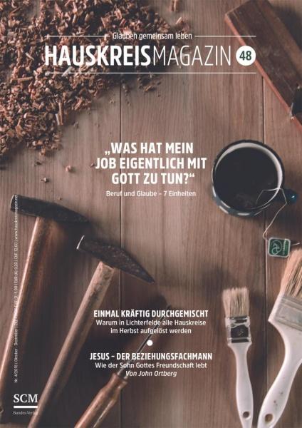 HAUSKREISMAGAZIN 48 | Job und Gott | 4/2018