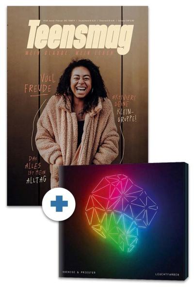 """Teensmag + Könige und Priester-CD """"Leuchtfarben"""""""
