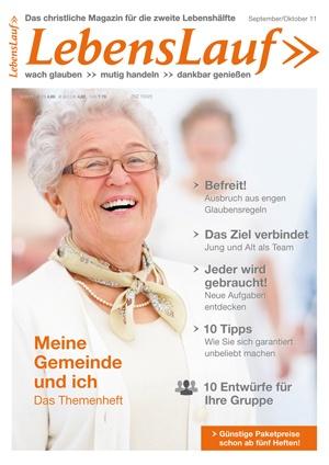 LebensLauf | Meine Gemeinde und ich | 5/2011