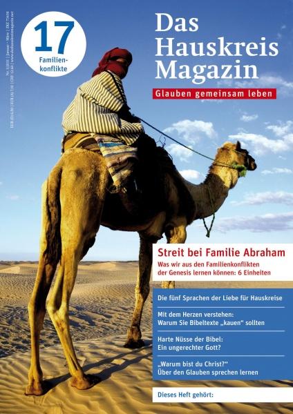 HAUSKREISMAGAZIN 17 | Streit bei Familie Abraham | 1/2011