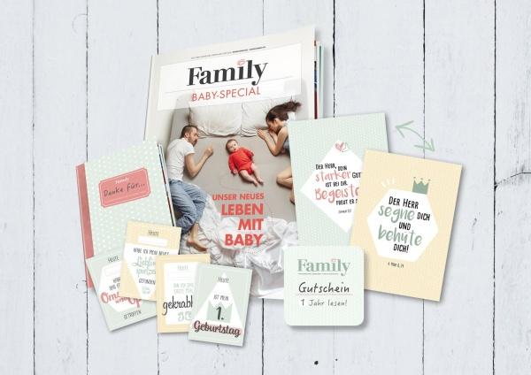 Family + Baby-Paket