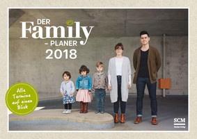 Family Planer Verteilkalender 2018
