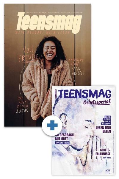 TEENSMAG + Sonderheft Gebet
