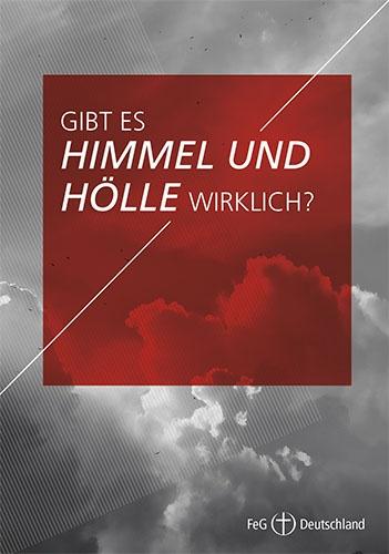 Themenflyer FeG Nr. 15 | Gibt es Himmel und Hölle wirklich? | 50er Pack
