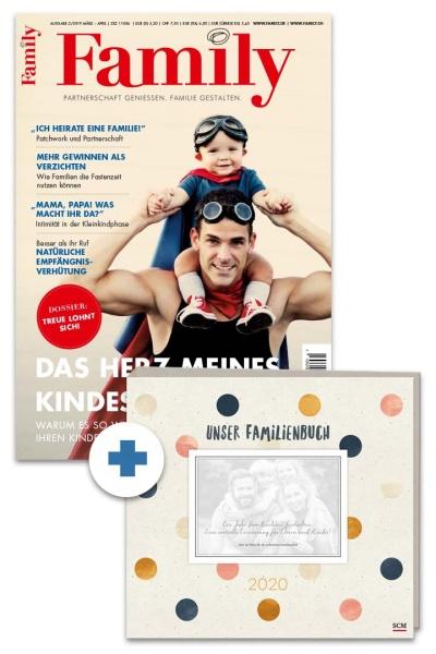 Family + Unser Familienbuch 2020