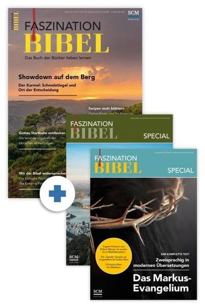 Faszination Bibel + Markus-Evangelium Special
