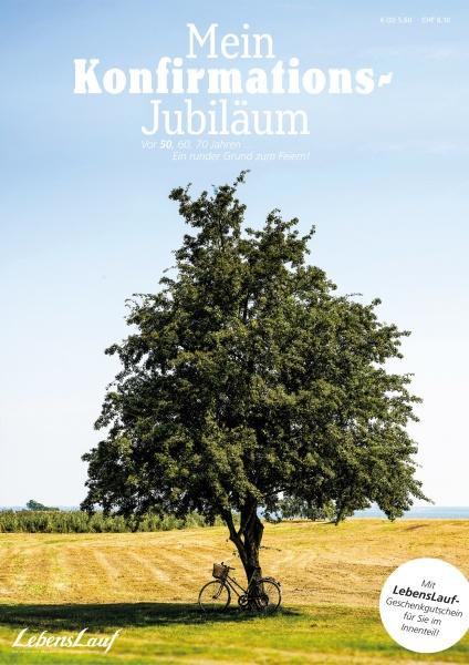 """LebensLauf-Sonderheft """"Mein Konfirmations-Jubiläum"""""""