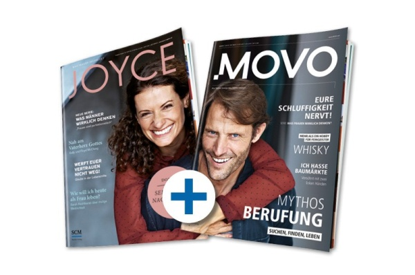 MOVO + JOYCE Doppelabo