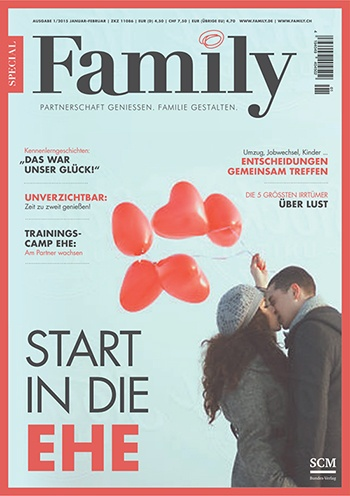 Family | Start in die Ehe (Sonderausgabe )