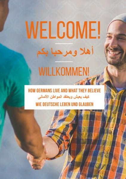 Welcome - Wie Deutsche leben und glauben (Arabisch)
