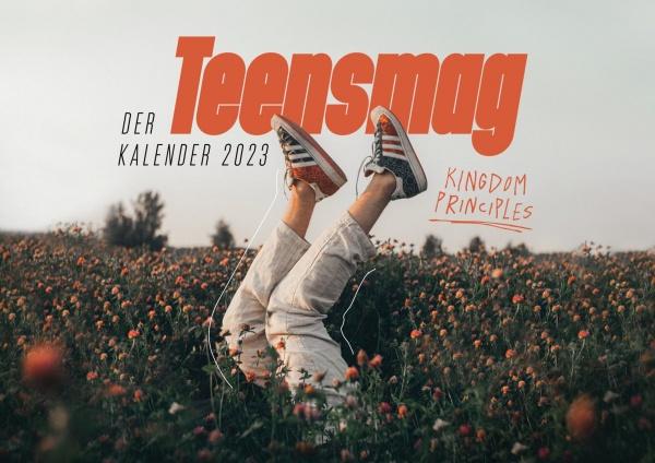 """TEENSMAG Verteilkalender 2020 """"Gott - Wer bist du?"""""""