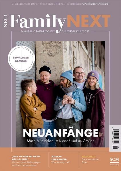 FamilyNEXT Verteilhefte 5er Pack