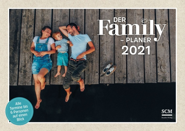 Family Planer Verteilkalender 2020