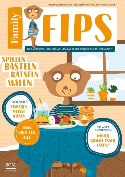 Family FIPS Verteilhefte 5er Pack