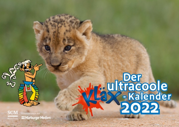 """KLÄX Verteilkalender 2021 """"Der ultracoole..."""""""