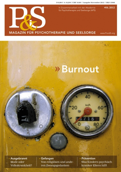 P&S | Burnout | 4/2012