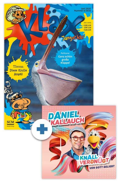 KLÄX + Daniel Kallauch-CD