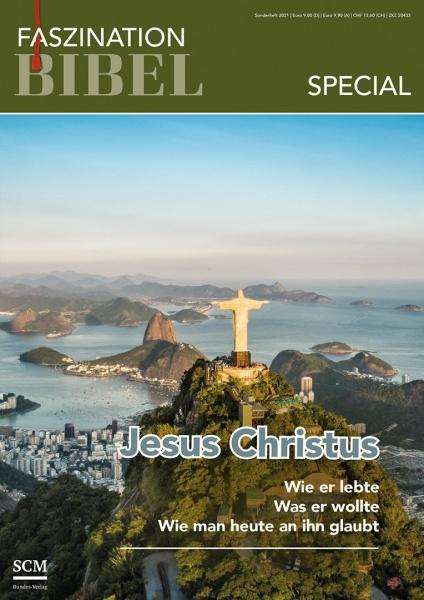 "Faszination Bibel-Sonderheft ""Jesus Christus"""