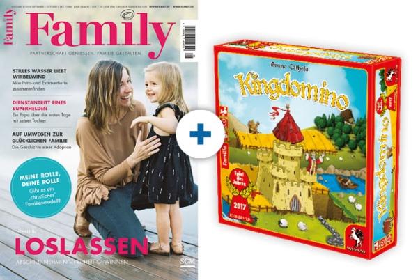 Family + Spiel: Kingdomino
