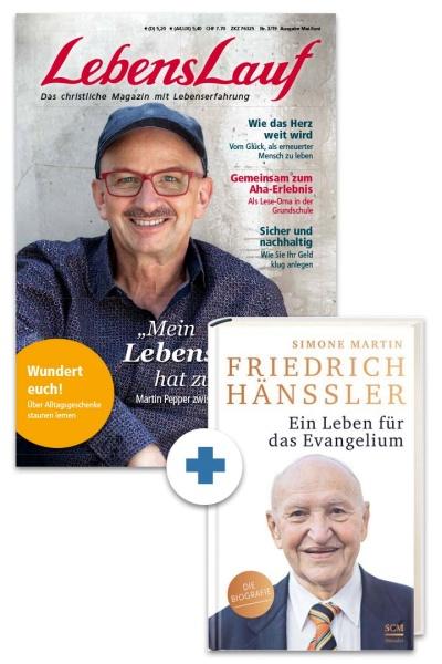 LebensLauf + Ein Leben für das Evangelium