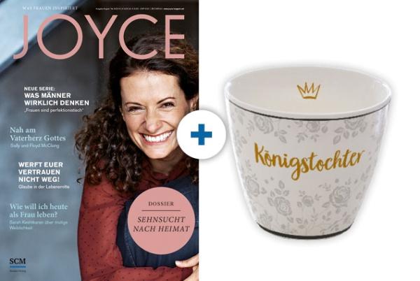 JOYCE + Tasse: Königstochter