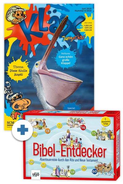 KLÄX + Gesellschaftsspiel