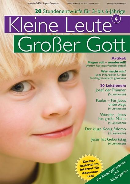 Kleine Leute - Großer Gott 4 2/2011