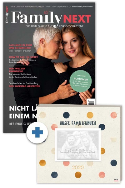 FamilyNEXT + Unser Familienbuch 2021