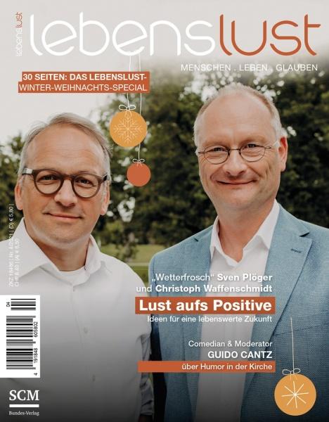 lebenslust   Winter-Ausgabe   4/2021
