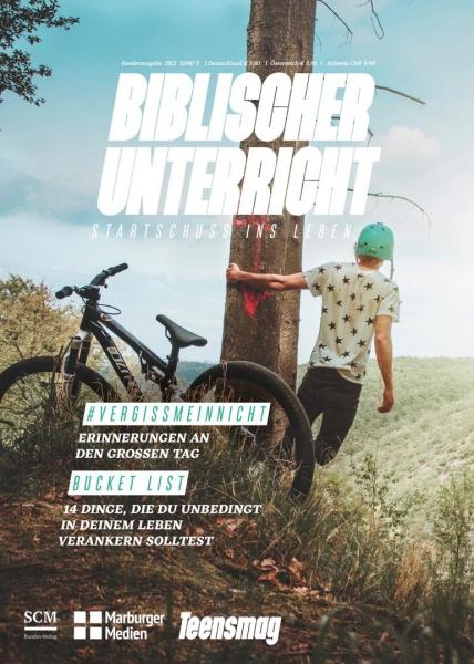 TEENSMAG - Das Heft zur BU-Entlassung
