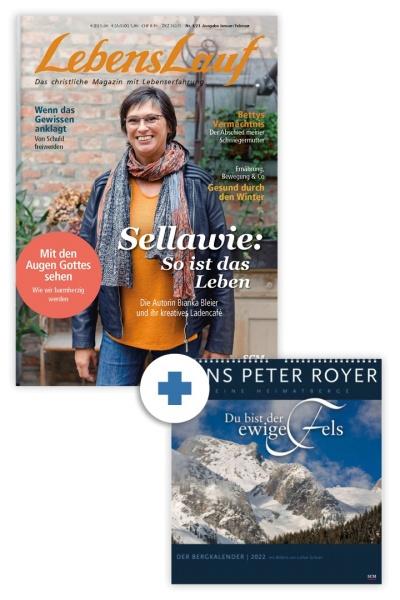 LebensLauf + Bergkalender 2022