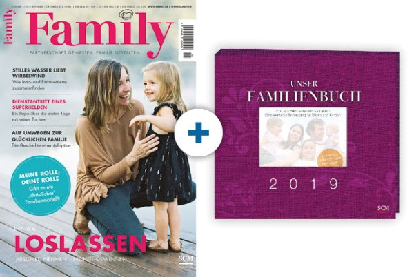 Family + Unser Familienbuch 2019