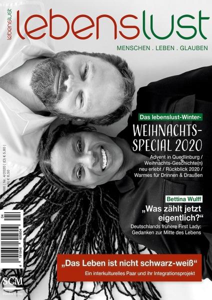 lebenslust - Winter-Ausgabe (4/2020)