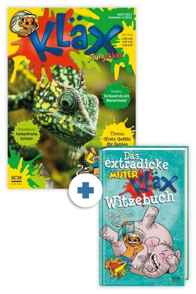 KLÄX + Witzebuch