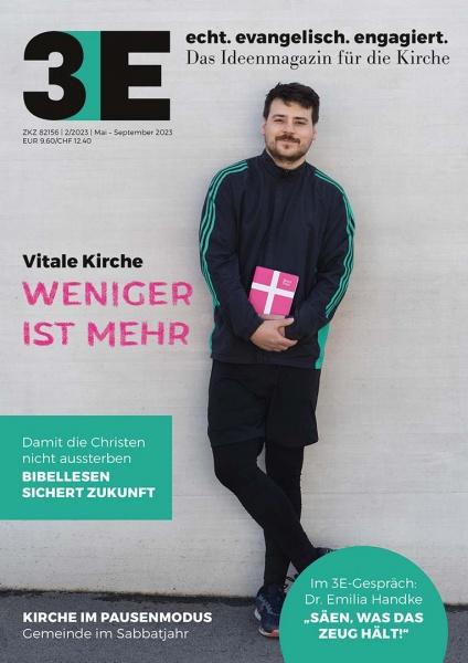 3E – Ideenmagazin für die Kirche