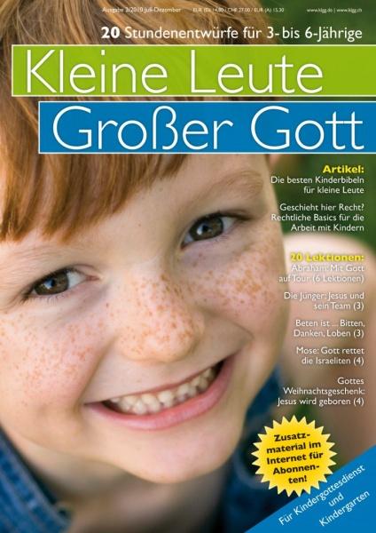 Kleine Leute - Großer Gott 2 2/2010