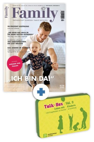 Family + Talk-Box