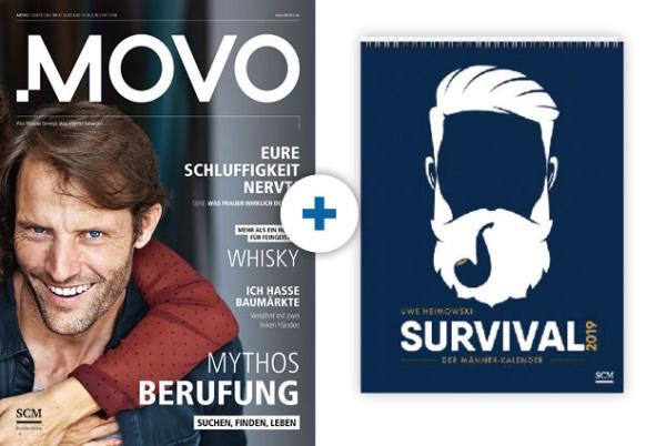 MOVO + Kalender: Survival 2019