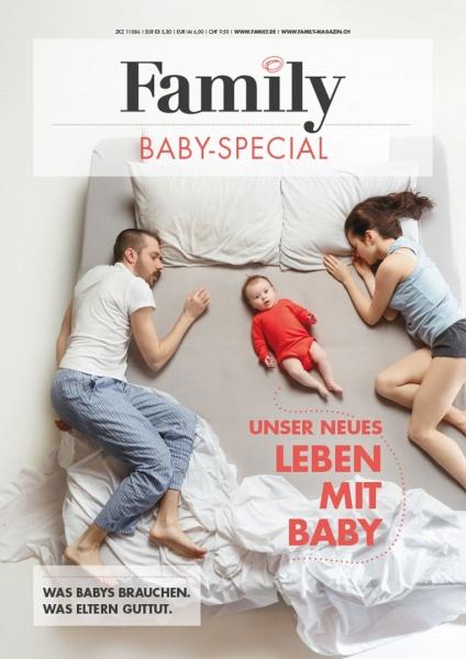 Family | Unser neues Leben mit Baby