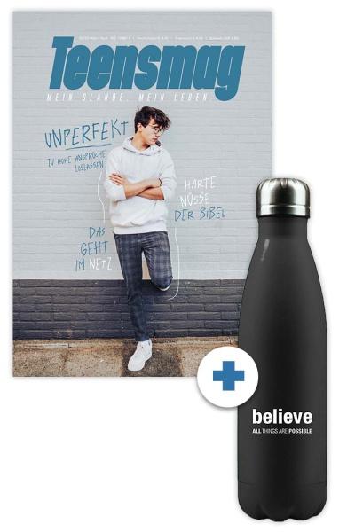 Teensmag + Flasche