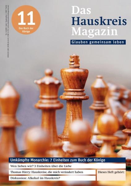 HAUSKREISMAGAZIN 11 | Umkämpfte Monarchie - Buch der Könige | 3/2009
