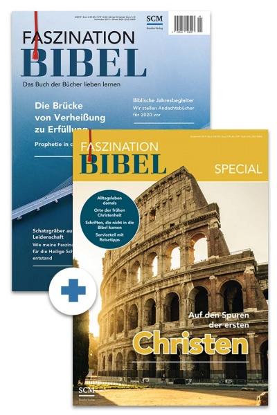 """Faszination Bibel + Special """"Die ersten Christen"""""""
